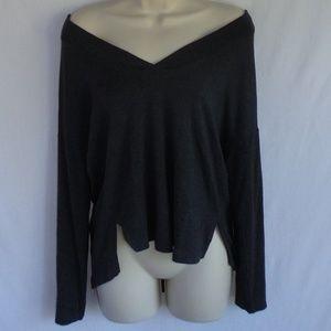 Lou & Grey V-neck Sweater Small